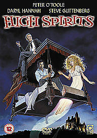 High Spirits Dvd Daryl Hannah Peter Otoole New And Sealed Original Uk Release R2
