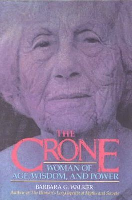 The Crone by Barbara G. Walker 9780062509345 (Paperback, 1991)
