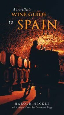 Traveller's Wine Guide to Spain by Desmond Begg 9781907973031 (Paperback, 2011)