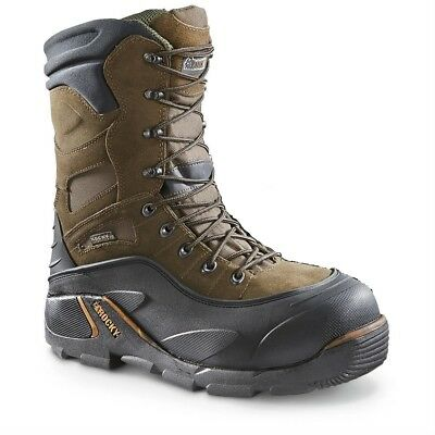 "Rocky Gore-Tex RWPST Steel Toe 9"" Thinsulate Ultra 1200gram 14 M Right Boot Only"