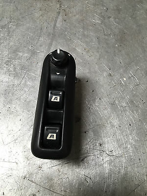 Peugeot 406 Coupe Right Hand Drivers Side Electric Window Mirror Switches Switch