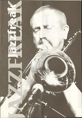 JAZZ FREAK 1993 1 Paul Rutherford CECIL TAYLOR  Annic Nozati LEO CUYPPERS Miles