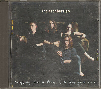 CRANBERRIES Everybody Else Is Doing It So Why Can't We 1992 CD 12 track