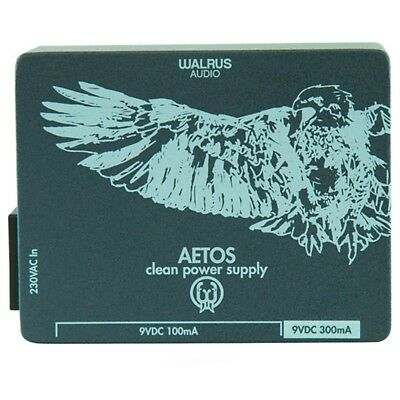 Walrus Audio Aetos  8-outputs  Clean Isolated Power Supply