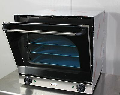 Commercial Catering Kitchen Electric Convection Oven Baking Stainless Steel