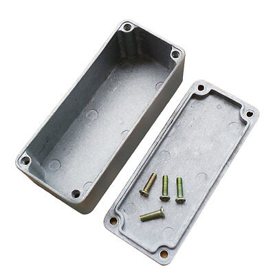New Aluminum Stomp Box Effects Pedal Enclosure FOR Guitar Hotsell NR