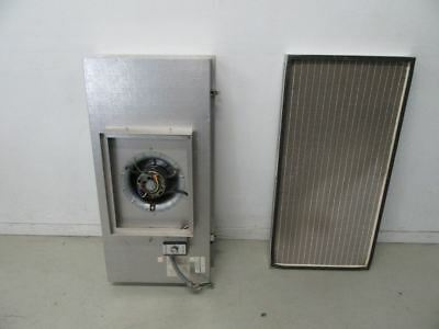 CleanRoom Air Filter Fan Filter  With Blower FBM III Laminar Flow 1/3HP 115Vac