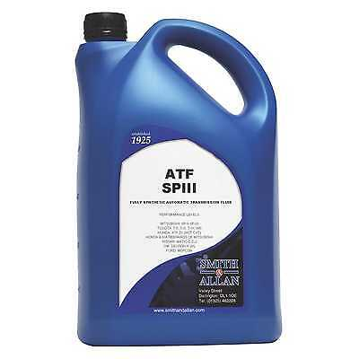 ATF SP3 SPIII-WS Fully Synthetic Automatic Transmission Fluid Oil 5 Litre 5L