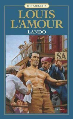 Lando The Sacketts by Louis L'Amour 9780553276763 (Paperback, 1999)