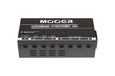 Mooer Macro Power S8 - 8 Ports Power Supply