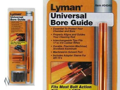 Lyman Universal Bore-Guide Kit for CENTRE FIRE LY04045