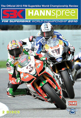 Fim World Superbikes Review 2010 - Dvd - All Regions - Brand New & Sealed