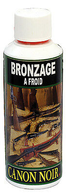 Bronzage à froid Canon Noir | Made in Chasse
