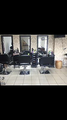 fully furnished salon and beauty area for sale