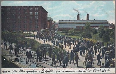 ppc; General Electric Co`s Works, Schenectady N.Y., 1909,