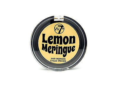 W7 Lemon Meringue ~ Anti-Redness Eyelid Primer.