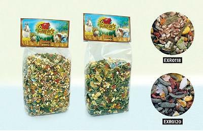 Pet Chinchilla & Guinea Pig Complete Granulated Food Diet - 750 Gr