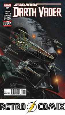 Marvel Darth Vader #25 First Print New/unread Bagged & Boarded