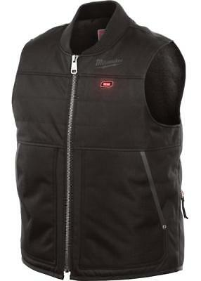 Milwaukee 271B-20XL M12™ Black Heated Vest, X-Large (Vest Only)