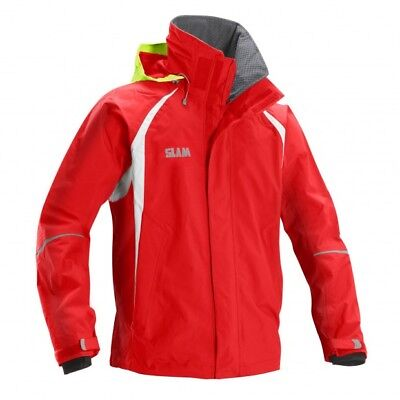 Slam Force 2 Jacket Red