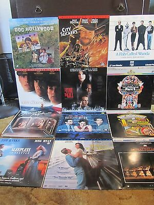 12 Lazer Disc Collection-All Near Mint-Collection III