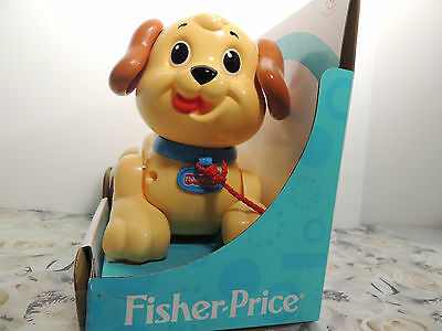 Fisher' Price Puppy Lil Snoopy Toy for 12-36 Months New FREE SHIPPING