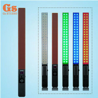 YONGNUO YN360 Wireless Pro Handheld LED Video Light 3200k - 5500k RGB Full Color