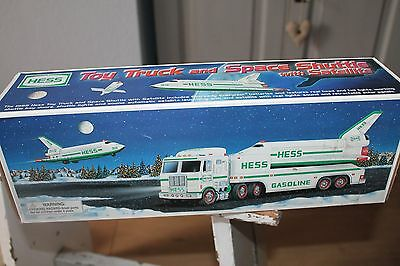 Hess * Toy Truck & Space Shuttle * Lights & Sound * Ovp * Nasa * 1999