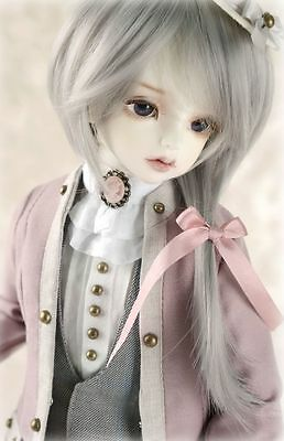 1/4 BJD doll Cheshire Cat _boy human body+cat ears and tail FREE FACE UP+EYES