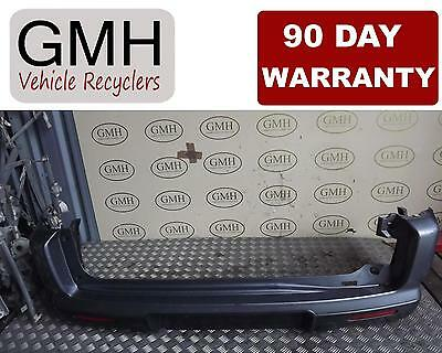 Honda Crv Rear Bumper Grey Paint Code (Nh674P) 2005-2007▲