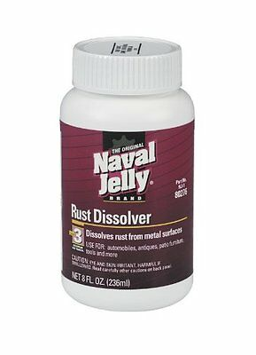 Henkel 235119 Loctite Naval Jelly Rust Dissolver, 8-Ounce