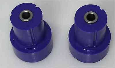 Hinterachslager Powerflex PFR85-207 VW Golf 2 Jetta Corrado PU blau