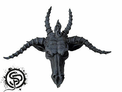 Goat of Mendes Satan Occult  Witchcraft Wall Ornament