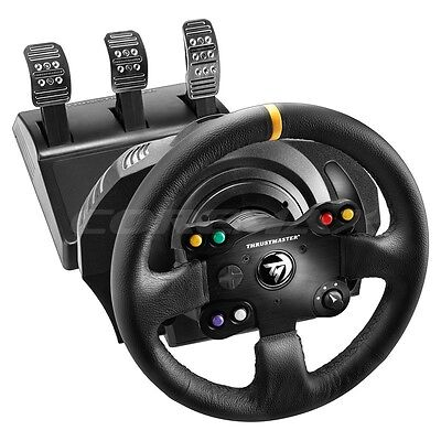 Volante Thrustmaster Tx Racing Wheel Leather Edition Pc / Xbox One