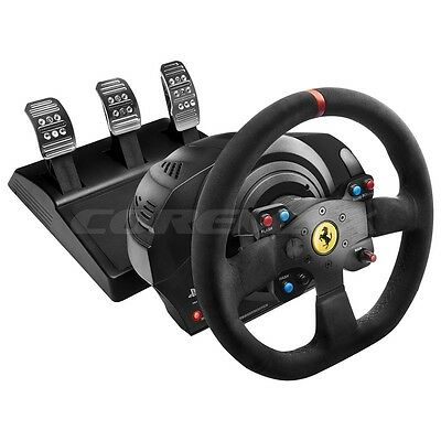 Volante Thrustmaster T300 Ferrari Integral Racing Wheel Alcantara Edition Ps4Ps3