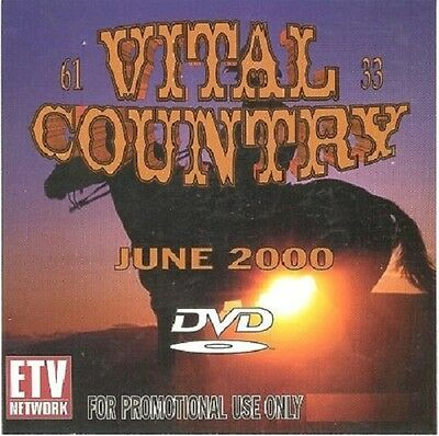 ETV Vital Country DVD - June 2000