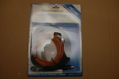 Pioneer component CD-131 amplifier 3meters extension cord, Japan made