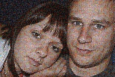 £20 voucher for Mosaic Photo. Create your very own mosaic.