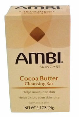 Ambi Cleansing Bar cocoa butter 99g