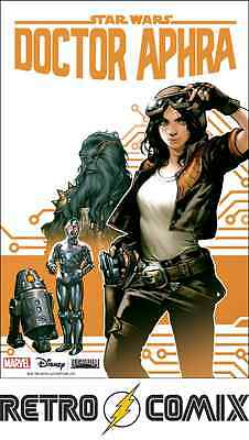 Marvel Star Wars Doctor Aphra #1 First Print New/unread Bagged & Boarded