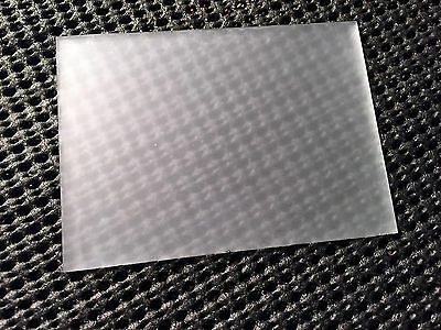 New Ground Glass Focusing Screen for Graflex Century 2x3 6x9 Cameras