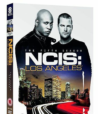 NCIS Los Angeles Complete Season 5 DVD 5th Fifth Series Five N.C.I.S. LA L.A R2