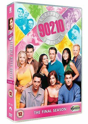 Beverly Hills 90210 Complete Series 10 DVD 10th Tenth Final Season Ten UK Compat
