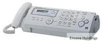 Panasonic KX-FP205 Corded Phone System with Fax/Copier - 20-sheet Paper Capacity
