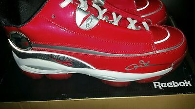 allen iverson signed reebok the answer dmx 10