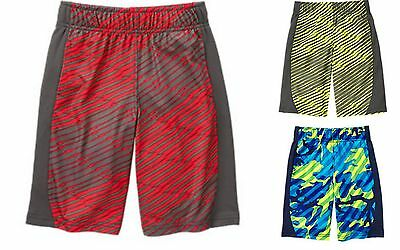 NWT Gymboree Boys Gymgo Active Pull-On Shorts Short U-Pick Colors S 5 6