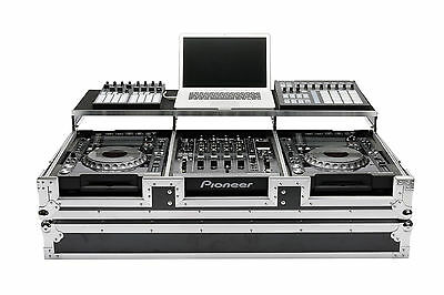 Magma CDJ-Workstation 2000/900 Nexus II - Flight Case - Caja de DJ - Caso - Mi