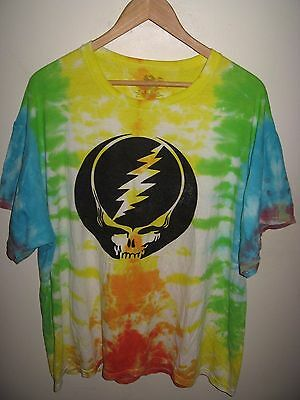 Furthur Concert Tee - '11 Grateful Dead Red Rocks Bob Weir Phil Lesh T Shirt XXL