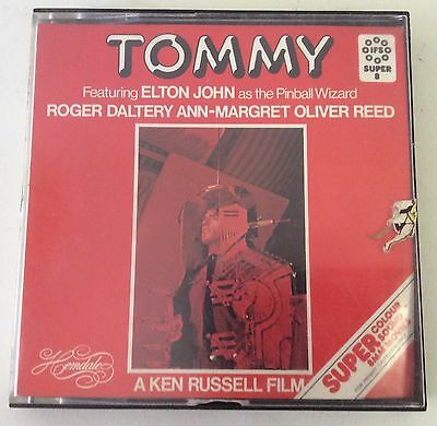 Tommy - 8mm Film Format