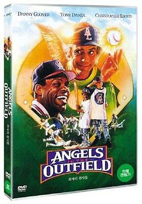Angels In The Outfield (1994) William Dear, Danny Glover / DVD, NEW